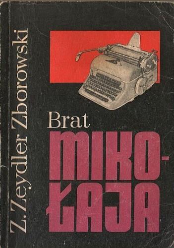 Okładka książki Brat Mikołaja