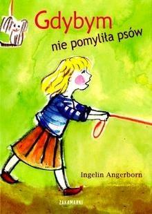 Okładka książki Gdybym nie pomyliła psów