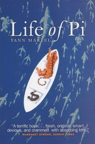 Okładka książki Life of Pi