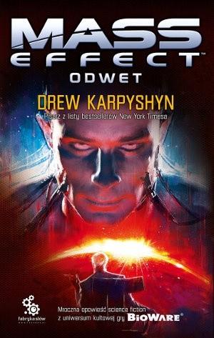 Okładka książki Mass Effect: Odwet