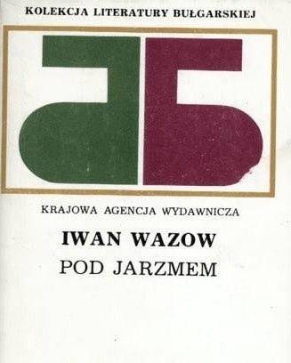 Okładka książki Pod jarzmem