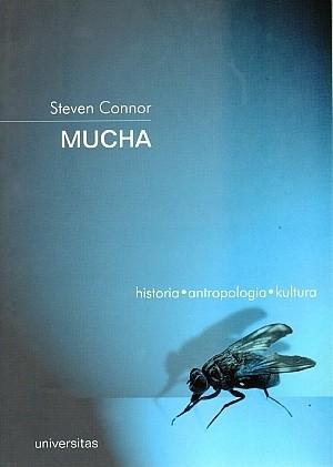 Okładka książki Mucha