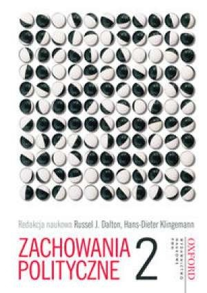 Okładka książki Zachowania polityczne tom 2