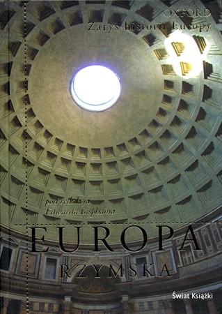 Okładka książki Europa rzymska