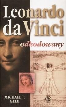 Okładka książki Leonardo da Vinci odkodowany