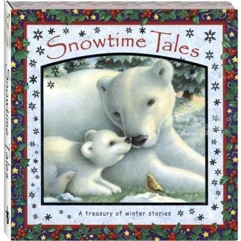 Okładka książki Snowtime Tales