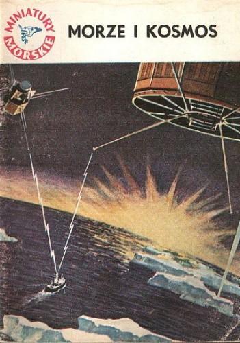 Okładka książki Morze i kosmos