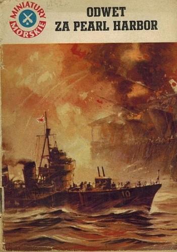 Okładka książki Odwet za Pearl Harbor