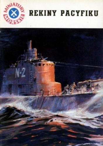 Okładka książki Rekiny Pacyfiku