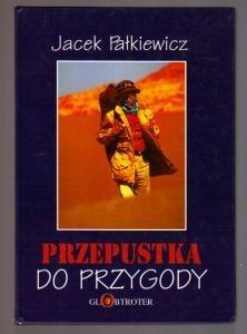 Okładka książki Przepustka do przygody