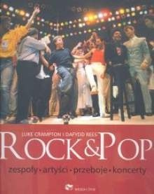 Okładka książki Rock & Pop