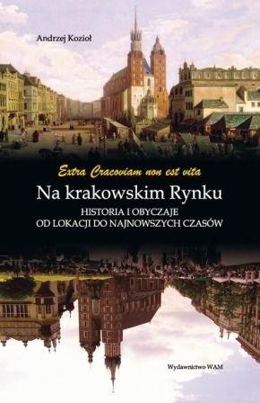 Okładka książki Na Krakowskim Rynku