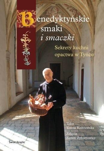 Okładka książki Benedyktyńskie Smaki i Smaczki
