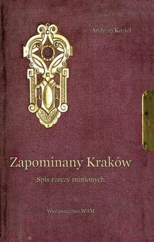 Okładka książki Zapomniany Kraków