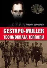 Okładka książki Gestapo Muller. Technokrata Terroru