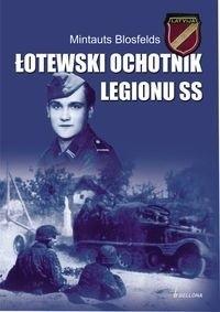Okładka książki Łotewski Ochotnik Legionu SS