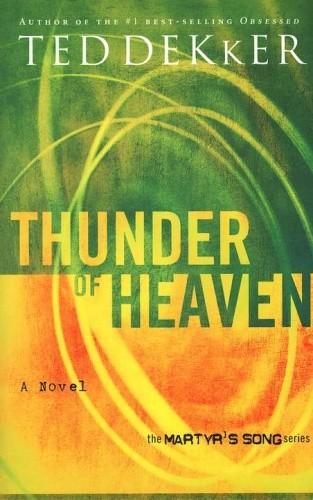 Okładka książki Thunder of Heaven