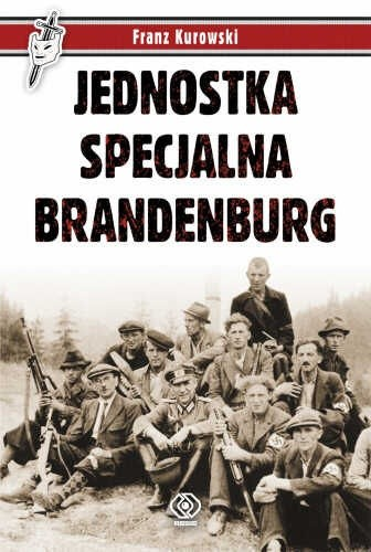 Okładka książki Jednostka Specjalna Brandenburg