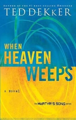 Okładka książki When Heaven Weeps