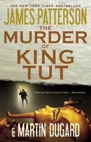 Okładka książki The Murder of King Tut