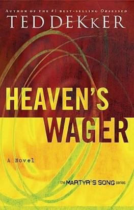 Okładka książki Heaven's Wager