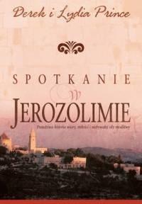 Okładka książki Spotkanie w Jerozolimie