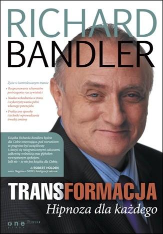 Okładka książki Transformacja. Hipnoza dla każdego