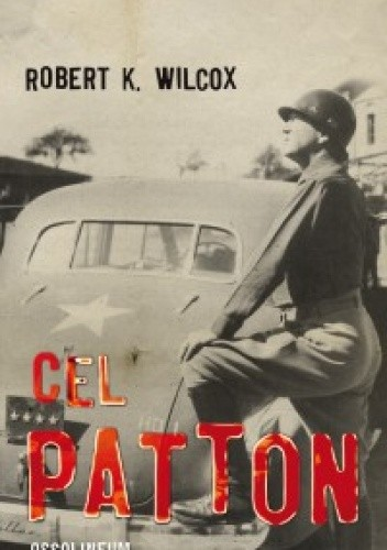Okładka książki Cel Patton