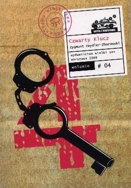 Okładka książki Czwarty klucz