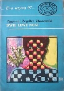Okładka książki Dwie lewe nogi