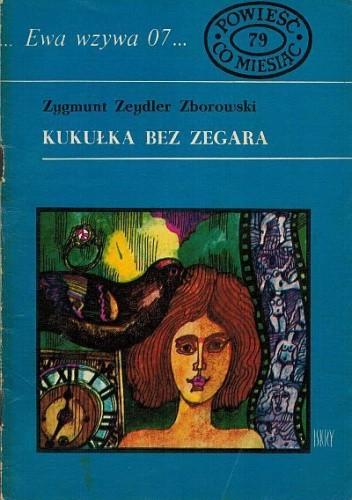 Okładka książki Kukułka bez zegara