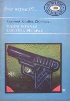 Okładka książki Major Downar zastawia pułapkę