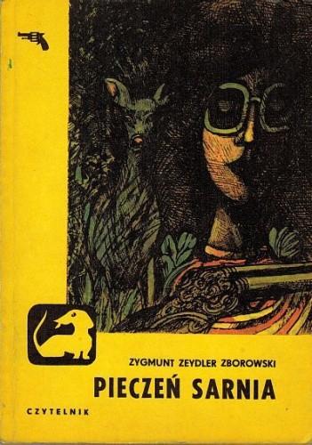 Okładka książki Pieczeń sarnia
