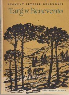 Okładka książki Targ w Benevento