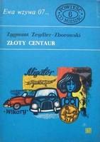 Okładka książki Złoty centaur
