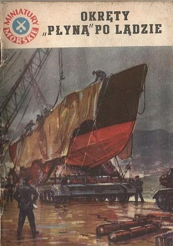 Okładka książki Okręty