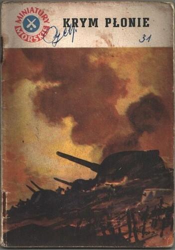 Okładka książki Krym płonie