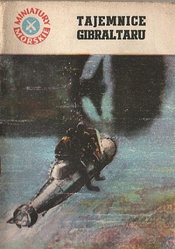 Okładka książki Tajemnice Gibraltaru