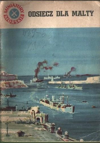 Okładka książki Odsiecz dla Malty