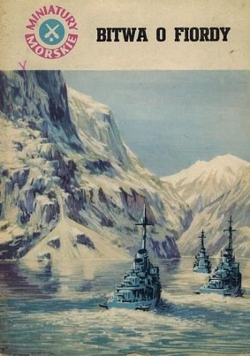 Okładka książki Bitwa o fiordy