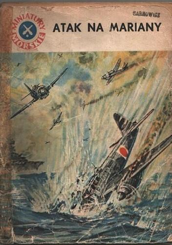 Okładka książki Atak na Mariany