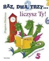 Okładka książki Raz, dwa, trzy... liczysz Ty!