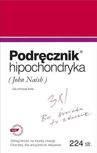 Okładka książki Podręcznik hipochondryka