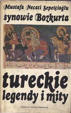 Okładka książki Synowie Bozkurta : tureckie legendy i mity