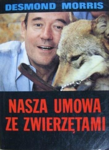 Okładka książki Nasza umowa ze zwierzętami