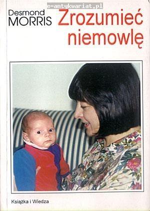 Okładka książki Zrozumieć niemowlę
