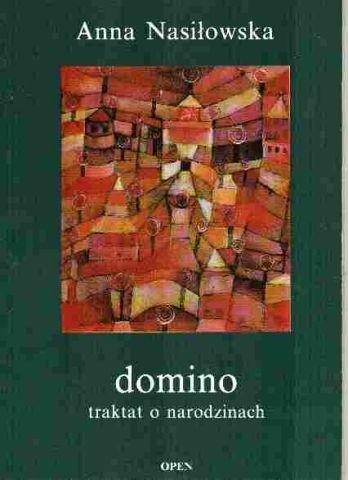 Okładka książki Domino. Traktat o narodzinach
