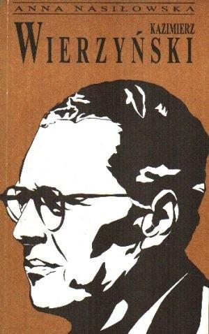 Okładka książki Kazimierz Wierzyński