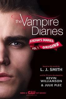 Okładka książki Stefan's Diaries: Origins
