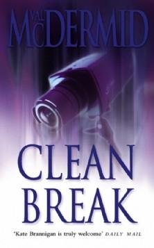 Okładka książki Clean Break